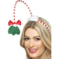 Mistletoe Kisses Headband
