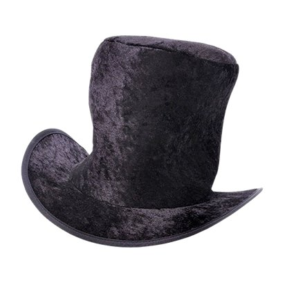 Child Victorian Top Hat front