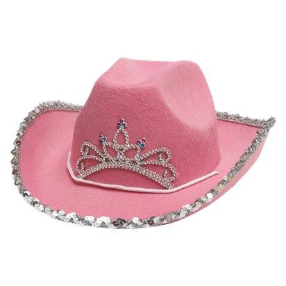 choose your colour fancy dress Mini  Glitter Cowboy Hat photo booth