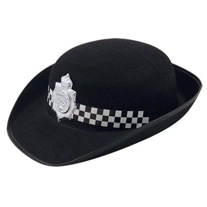 8e31c20bcdc Policewoman Hat - Fancy Dress Hats front