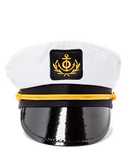 Captains Skipper Hat