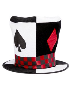 Poker Ace Hat