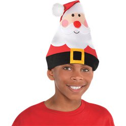 Whimsical Santa Hat - Child