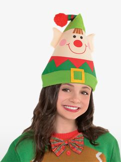 Whimsical Elf Hat