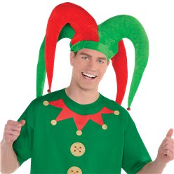 Elf Jester Hat