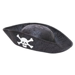 Child's Skull Pirate Hat
