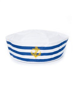 Anchor Sailor Hat