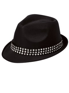 Trilby Gemstone Hat