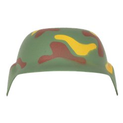 Child's Camouflage Army Hat