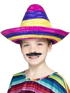 Child's Mexican Hat