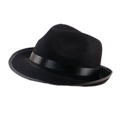 Blues Brother's Fedora Hat
