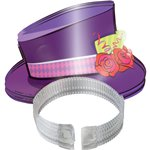 Mad Hatters Tea Party Top Hat Tiaras