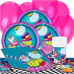 Mad Hatter Party Pack - Value pack for 8