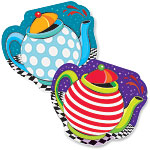 Mad Hatters Tea Party Note Pads