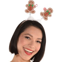 Gingerbread Man Headbopper