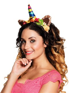 Tiara Jungle Unicorn Headband