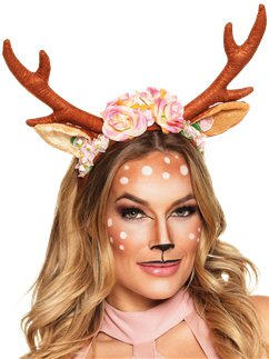 Lovely Reindeer Headband