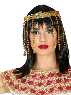 Cleopatra Headpiece and Armband