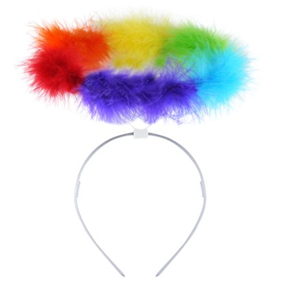 Pride Halo - Pride Festival - Adult Fancy Dress Accessories front