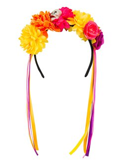 Day of the Dead Headband