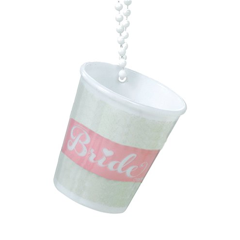 18 x personalised Hen Party// Do Shot Glasses With Pink Necklace Accessories