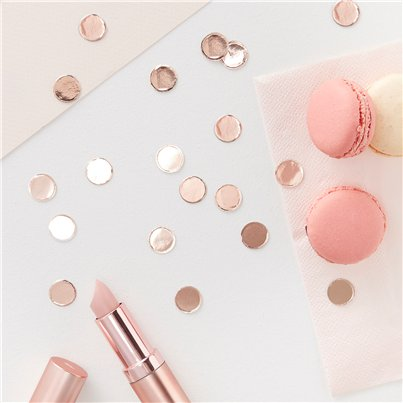 Rose Gold Table Confetti - 14g