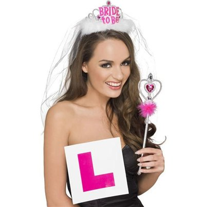'Bride to Be' Accessory Set