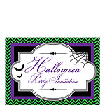 Halloween Party Invitations - Small