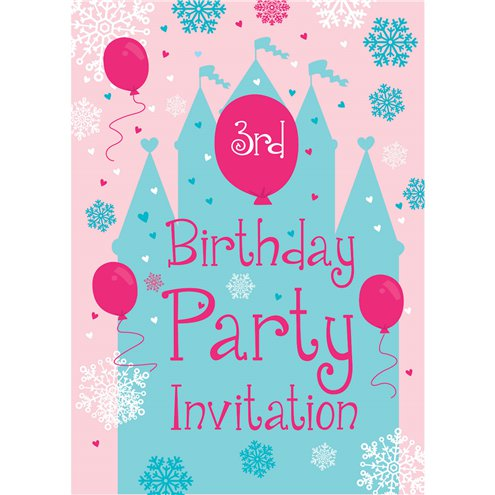 3rd birthday party invites small party delights 3rd birthday party invites small filmwisefo