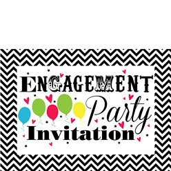 Engagement Party Invites - Small