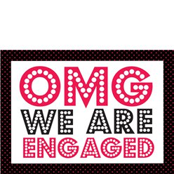 Engagement Party Invites - Medium
