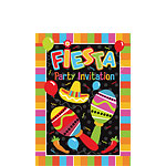 Fiesta Invitation cards - Small