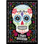Day of the Dead Invites - Small