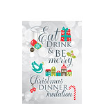 Christmas Invitations - Small