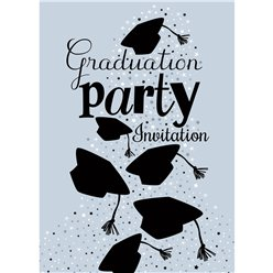 Graduation Invitation Cards - Small