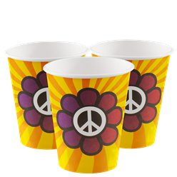 Hippie Cups - 250ml