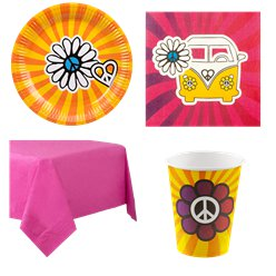 Hippie Party Value Kit