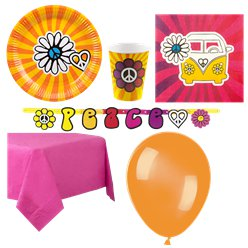 Hippie Party Deluxe Kit