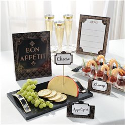 Hollywood Buffet Decorating Kit