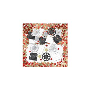 Hollywood Movie Table/Invite Confetti