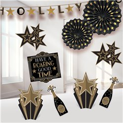 Hollywood Room Decorating Kit