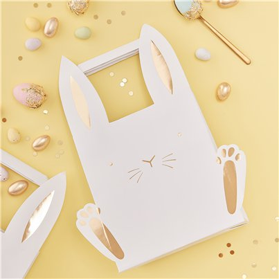 Carrot Crunch Easter Treat Bags - 26cm