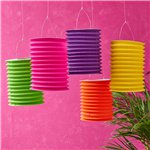Hot Summer Paper Lanterns - 22cm