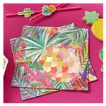 Hot Summer Napkins - 3ply Paper