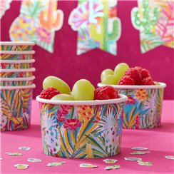 Hot Summer Ice Cream Tubs