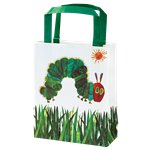 Hungry Caterpillar Party Bags - Paper Loot Bags