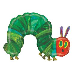 "The Very Hungry Caterpillar Balloon - 43"" Foil"
