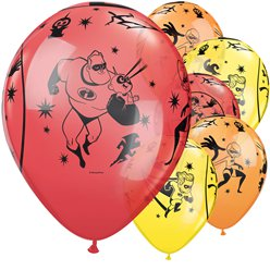 The Incredibles Balloons - 12