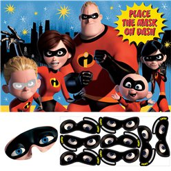 The Incredibles 2 Party Game