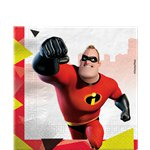 The Incredibles Paper Napkins - 33cm